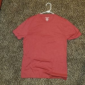 Banana Republic Mens S Red T-Shirt